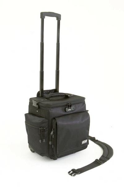 UDG SlingBag Trolley Deluxe Black/Orange innen (U9981BL/OR)