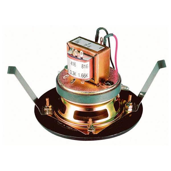 DAP CST206 2,5Zoll Ceiling Speaker 6W Darkgold
