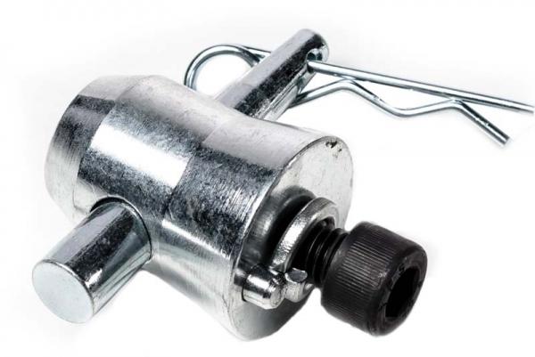 GlobalTruss F 32-44 Kupplung, halbkonisch mit M10